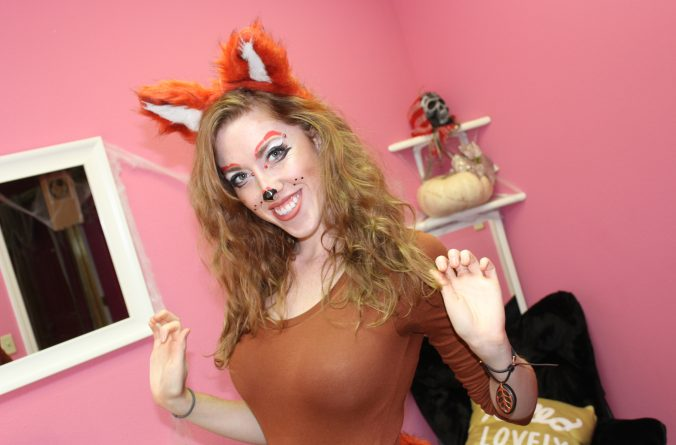 Let's Play Dress-Up: Camgirls and Costumes